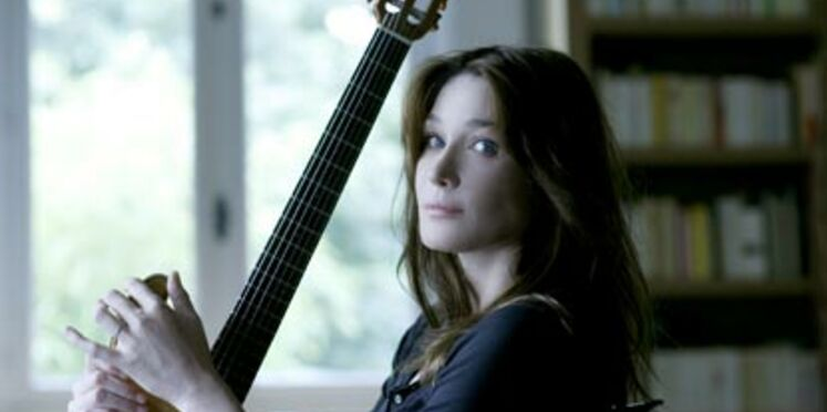 L'album de Carla Bruni disponible en ligne