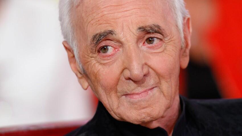 Charles Aznavour en 6 chansons