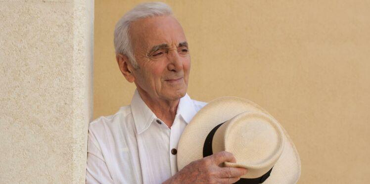 """Charles Aznavour: """"Je suis resté l'enfant de la rue que j'étais"""""""