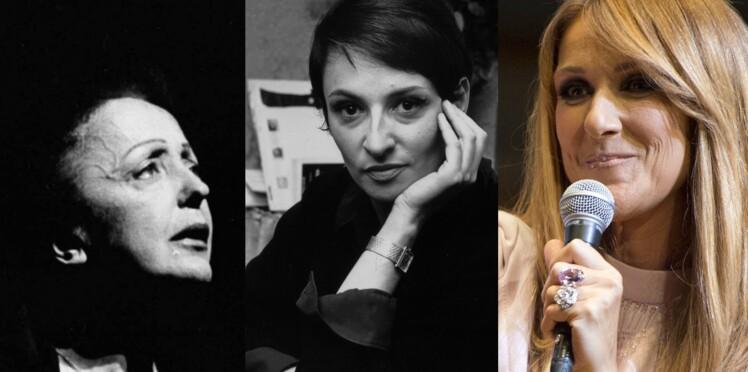 Edith Piaf, Barbara, Céline Dion… Les chanteuses préférées des Français
