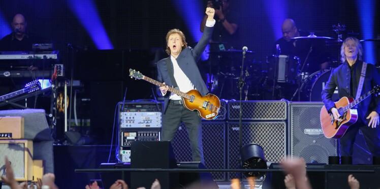 On y était : Paul McCartney a mis le feu au Stade de France !