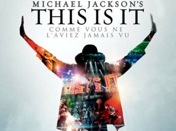 Le film sur la vie de Michael Jackson, This is It, sort en DVD