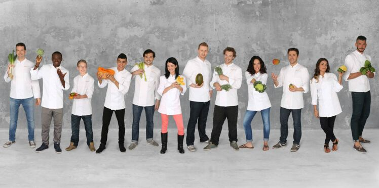 Les candidats de la saison 5 de Top chef : photos et portraits