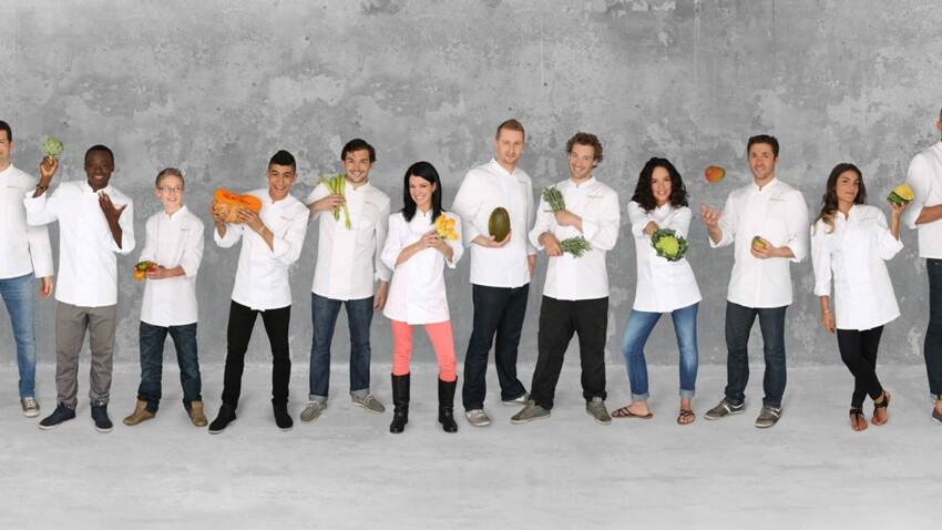 Les candidats de la saison 5 de Top chef : photos et portraits
