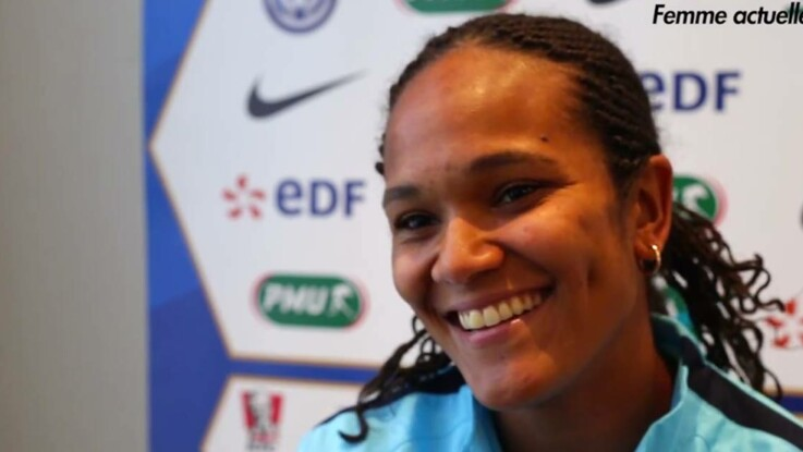 Coupe du monde de foot féminin : les interviews de Wendie Renard et Laure Boulleau