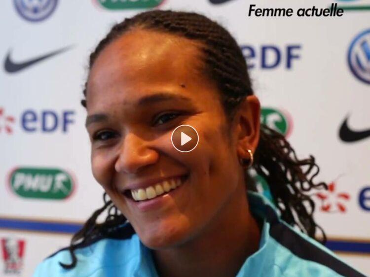 Coupe du monde de foot féminin  les interviews de Wendie Renard et Laure  Boulleau  Femme Actuelle Le MAG