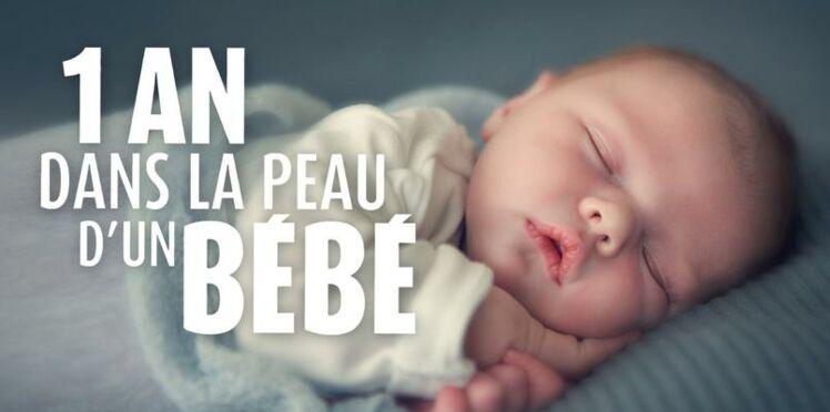 """Extrait exclusif : """"Un an dans la peau d'un bébé"""""""