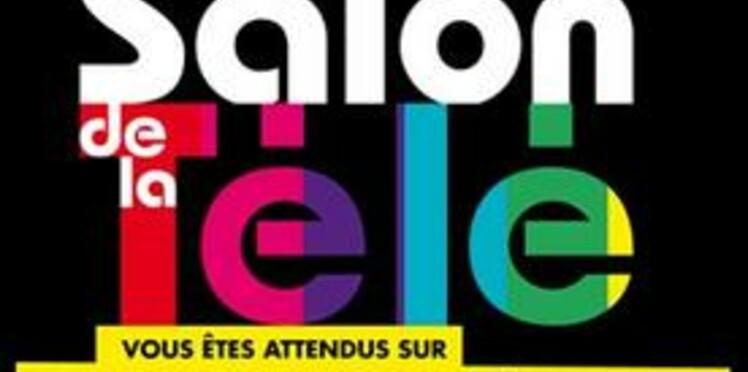 Coup d'envoi du Salon de la Télé