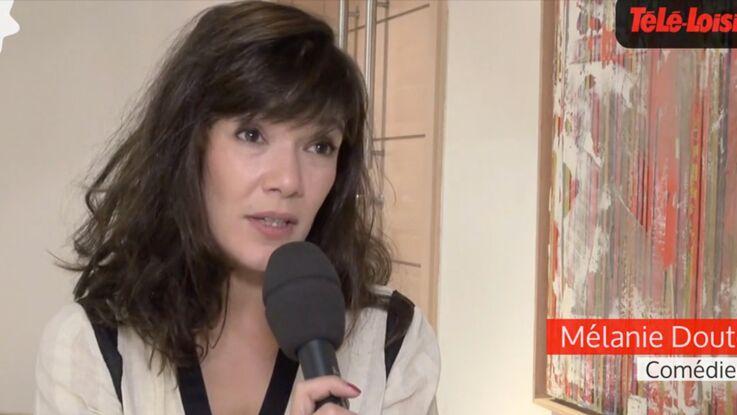 """VIDÉO - Mélanie Doutey a """"rendez-vous en terre inconnue"""""""