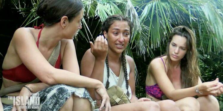 The island : extrait exclu 4, les filles se confient