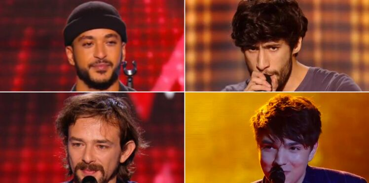The voice : portrait des quatre finalistes