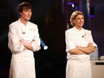 Top chef, le choc des champions entre Stéphanie et Romain