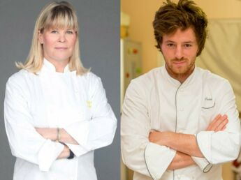 Top Chef : Jean Imbert et Ghislaine Arabian, leur interview croisée