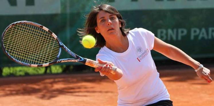 Vidéo : les people aussi font leur Roland Garros