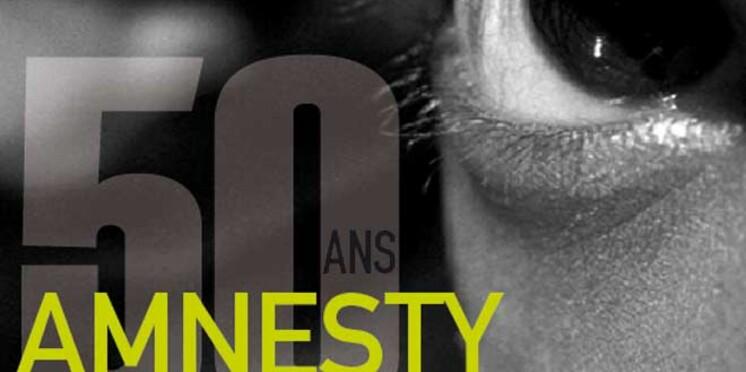 Un livre pour fêter les 50 ans d'Amnesty International