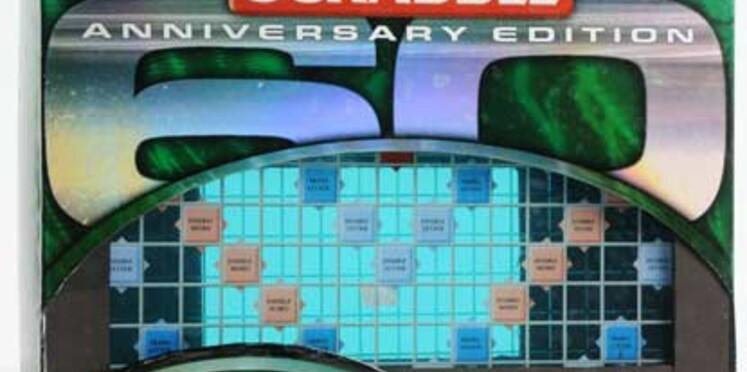 Le scrabble fête ses 60 ans avec une édition spéciale