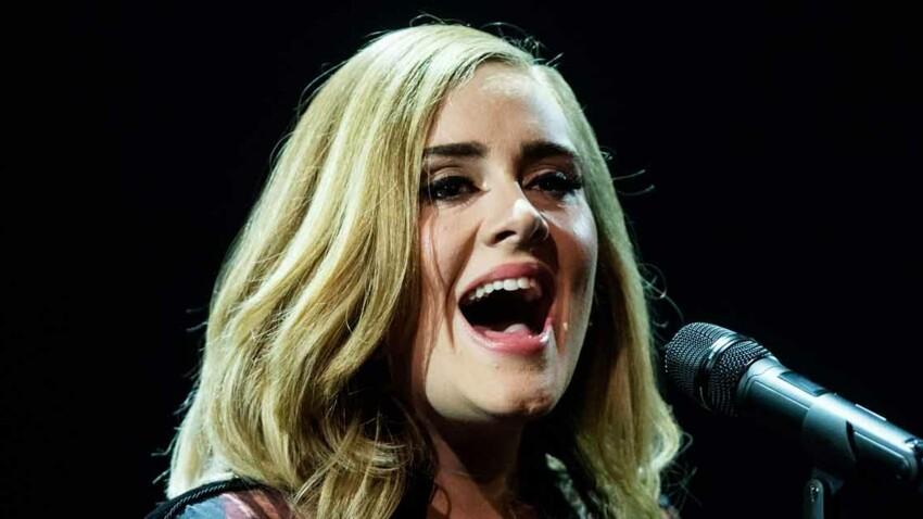Devinez à l'anniversaire de quelle star chantera Adèle?