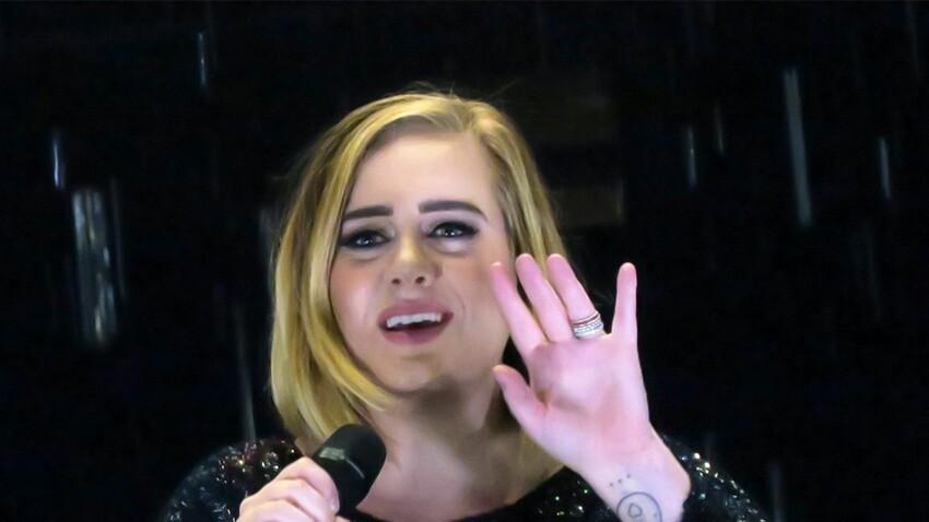 Adele: une magnifique nouvelle pour la chanteuse