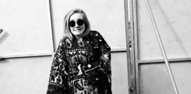Adele : sa grosse honte chez H&M