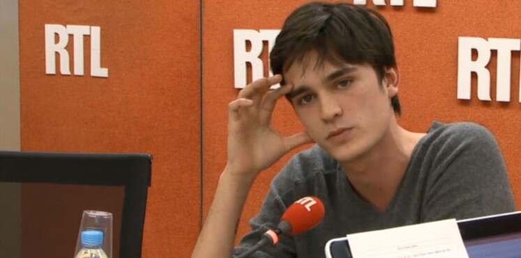 Alain-Fabien Delon explique pourquoi il ne parle plus à son père Alain Delon
