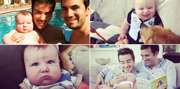 Photos mignonnes : Alex Goude dévoile sa jolie vie de famille sur Instagram