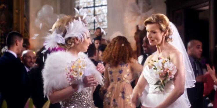 """Vidéo : Alexandra Lamy et sa sœur bientôt réunies dans """"Scènes de Ménages"""""""