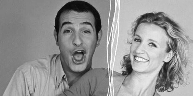 Alexandra Lamy et Jean Dujardin : les premières images de leur coup de foudre
