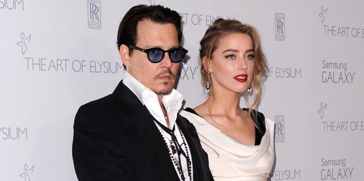 Amber Heard, épouse de Johnny Depp : « J'ai peur de perdre ma liberté »