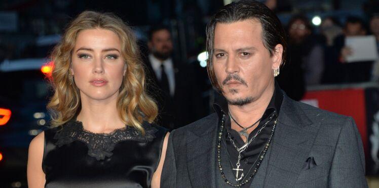 Amber Heard et Johnny Depp : elle dévoile des textos et des clichés accablants