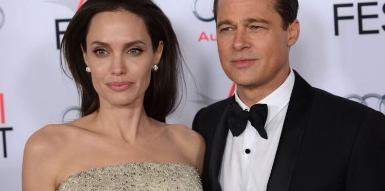 Angelina Jolie et Brad Pitt dans la tourmente