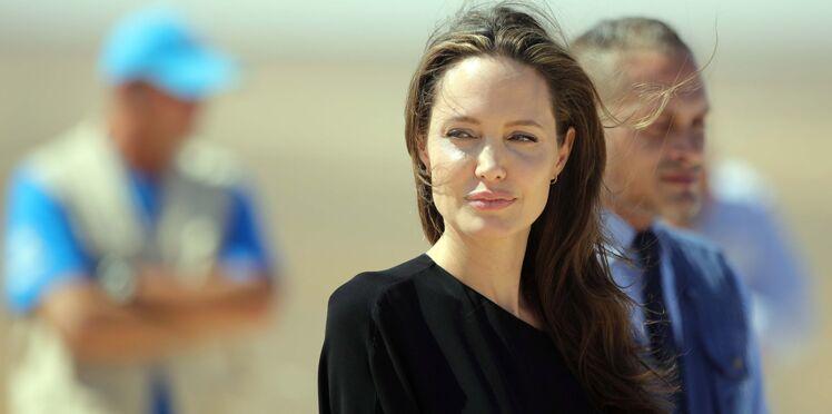 Angelina Jolie, prête à tout pour gagner la bataille contre Brad Pitt