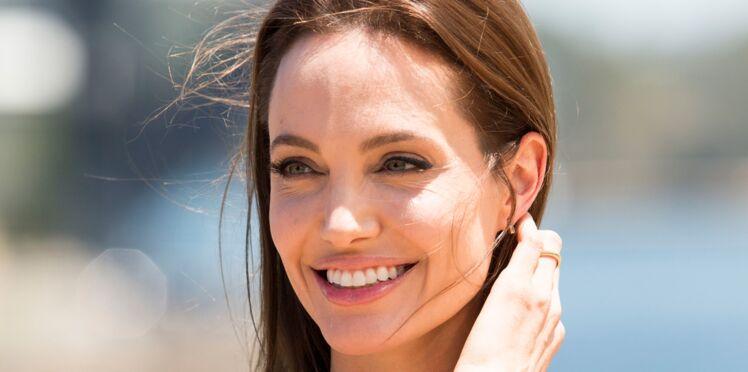 Angelina Jolie arrête le cinéma (ou presque)