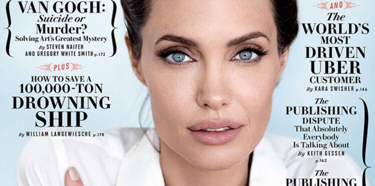 Angelina Jolie : elle dévoile les secrets de son mariage avec Brad Pitt