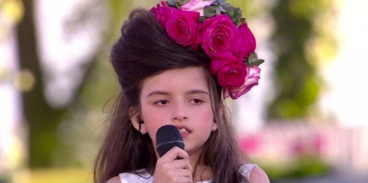A seulement 8 ans, elle pourrait bien être la nouvelle Amy Winehouse