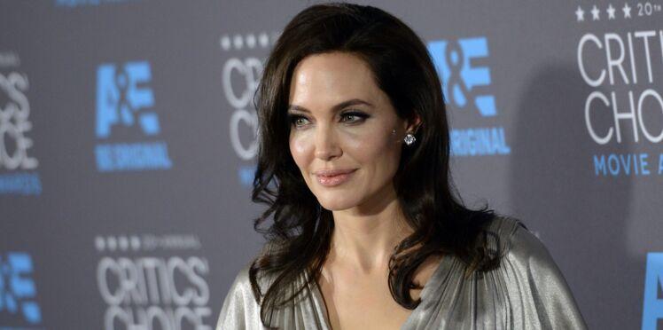 "Angelina Jolie : ""Je n'ai jamais aimé être actrice"""