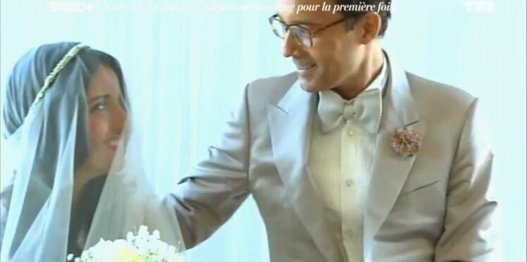 (Vidéo) Jean-Luc Delarue : images exclusives de son mariage et première interview d'Anissa