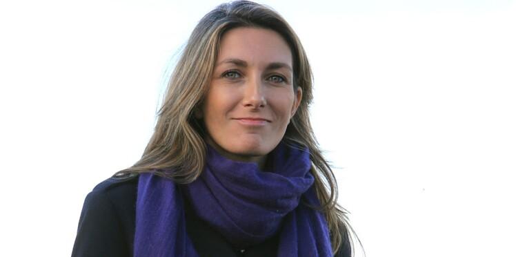 Anne-Claire Coudray a accouché de son premier enfant