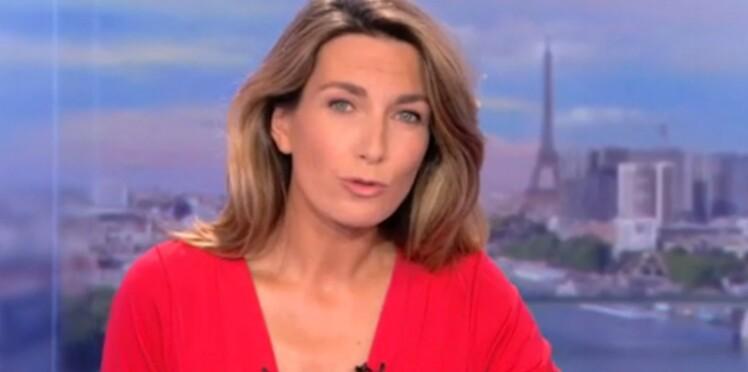 Claire Chazal irremplaçable ? Anne-Claire Coudray prouve le contraire !