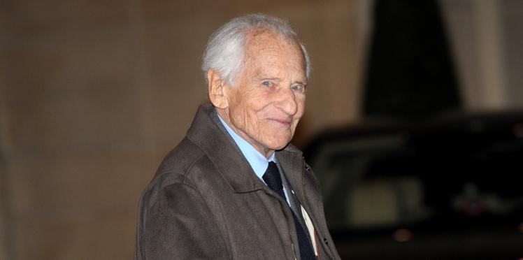 Jean d'Ormesson fête ses 90 ans