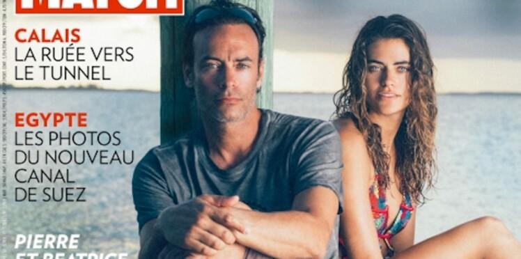 Anthony Delon : il pose avec Alyson, sa fille cachée