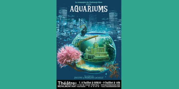 Aquariums : un spectacle à quatre mains