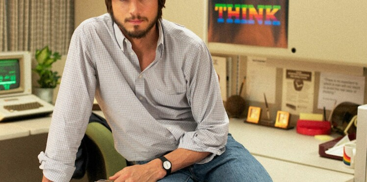 Ashton Kutcher dans le rôle de Steve Jobs bientôt à l'écran