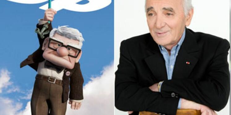 Aznavour donnera de la voix à Cannes