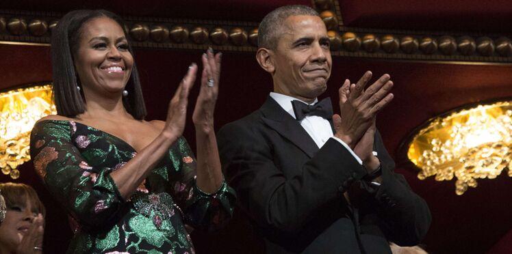 Barack et Michelle Obama signent un contrat en or pour écrire leurs mémoires