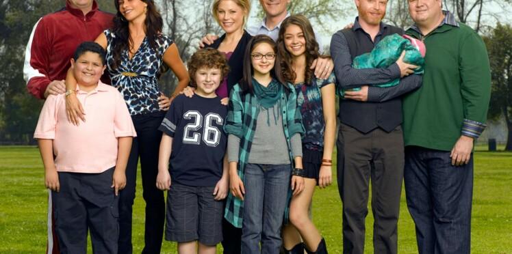 "Barack Obama et Mitt Romney fans de la série ""Modern Family"""