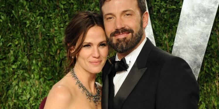 Ben Affleck et Jennifer Garner divorcent