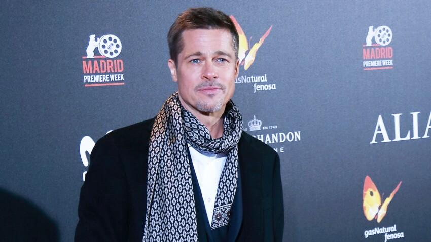 Brad Pitt très amaigri : les photos qui inquiètent
