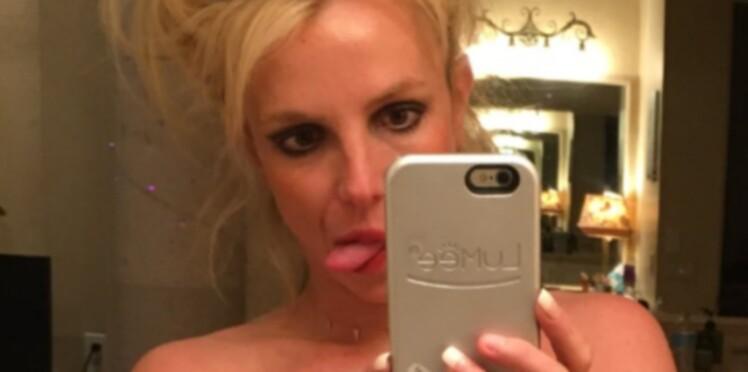 Cette photo dénudée de Britney Spears choque la toile