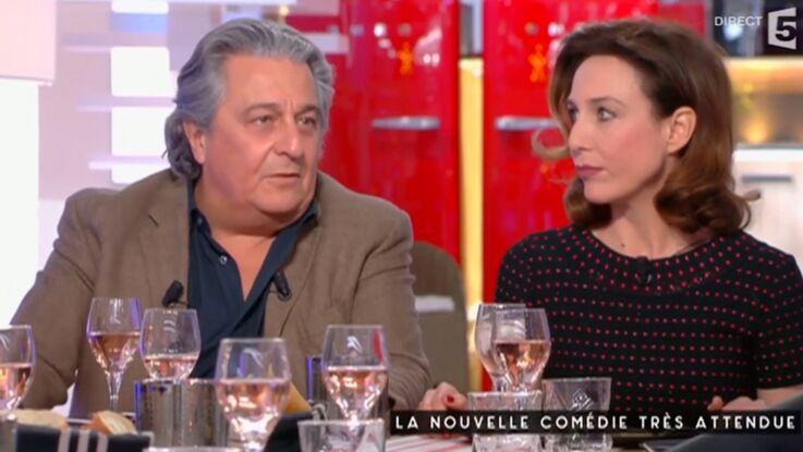 """C à Vous : Christian Clavier réagit à la polémique du film """"À bras ouverts"""""""