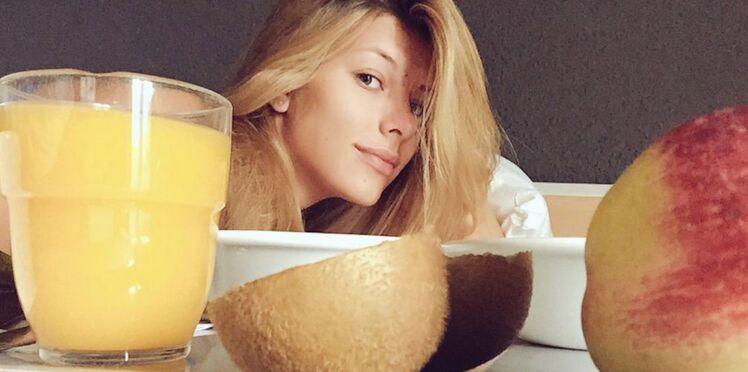 Camille Cerf : une Miss France rayonnante au saut du lit !